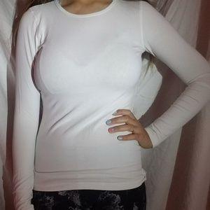 White H&M Long Sleeve